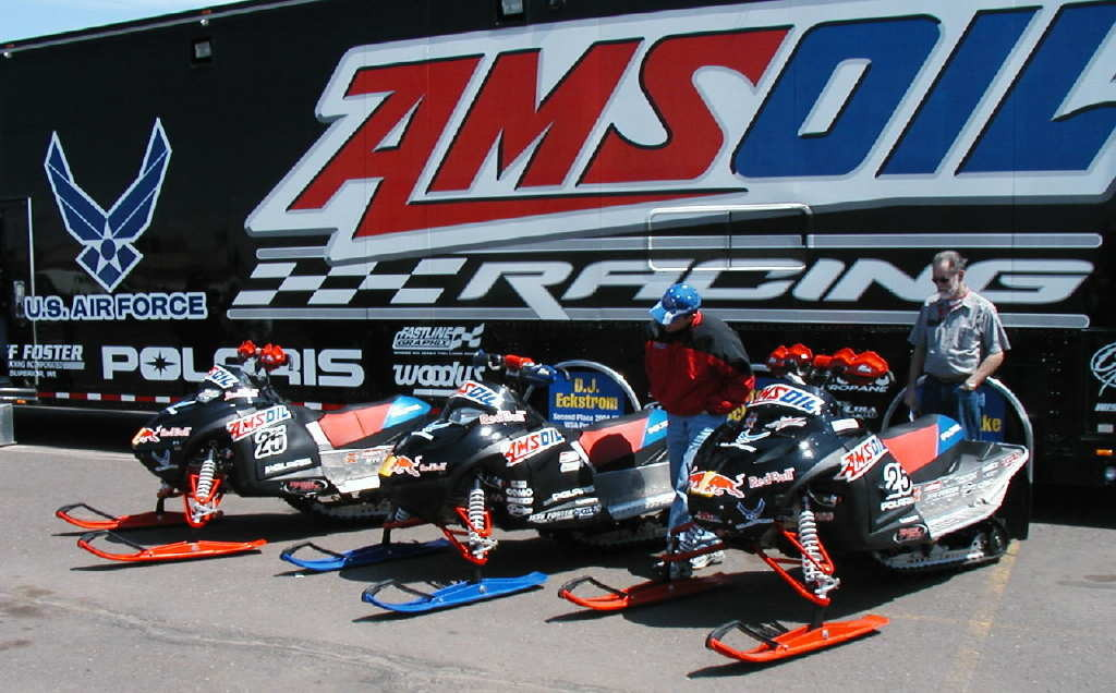 AMSOIL Snowmobile Racing