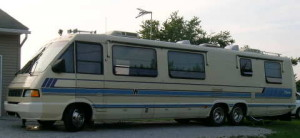 Pilgrim - 37ft Winnebago